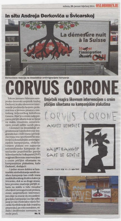 Corvs Corone