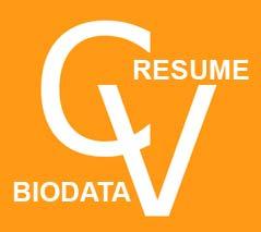 Resume V S Biodata