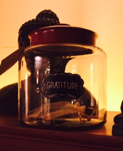 GRATITUDE JAR - WAG Day 2