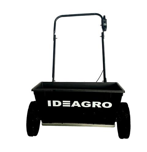Sembradora / Fertilizadora manual de empuje