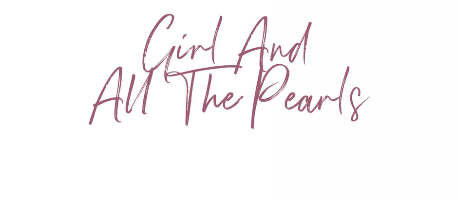 Girl and the all Pearls