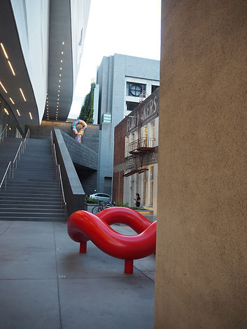 Back entrance SFMOMA
