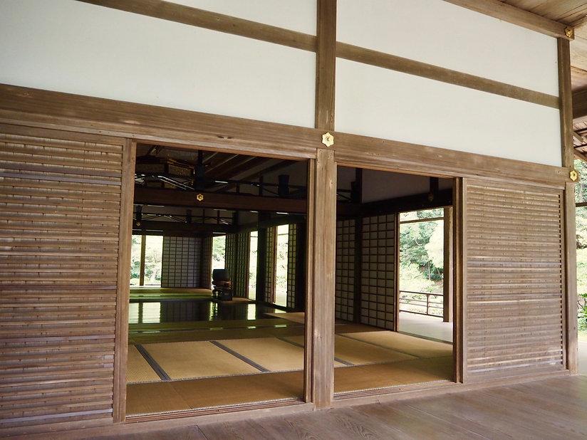 nanzen-ji buddhist temple kyoto japan main hall