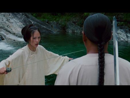 Crouching Tiger, Hidden Dragon & the meaning of Wu Wu Wei