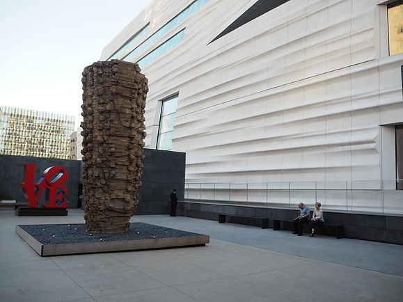 Sculpture Garden, SFMOMA LOVE