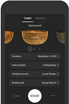 Insight Meditation Timer App