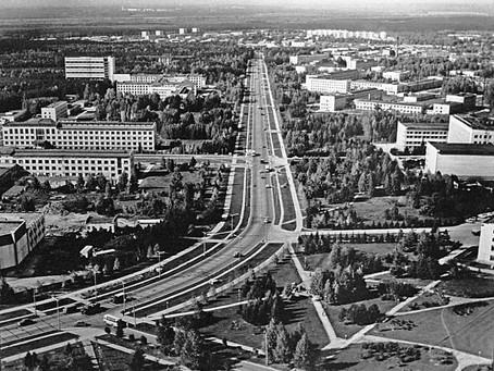 Akademgorodok (Science City, Siberia)
