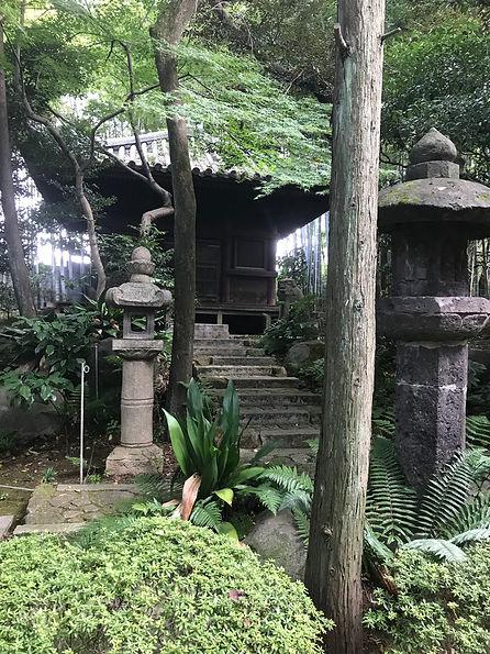 Nezu Museum Garden, Tokyo meditation spot