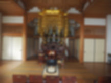 seisho-ji japanese buddhist temple tokyo shrine