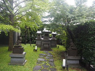 seisho-ji japanese buddhist temple tokyo garden shrine