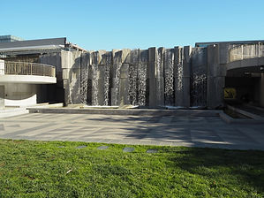 Martin Luther King Jr. Memorial & Waterfall (Front)