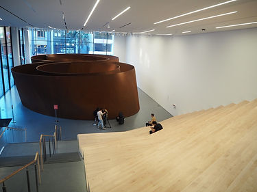 SFMOMA Richard Serra