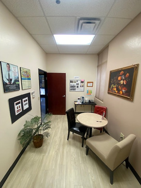 Weight counseling room