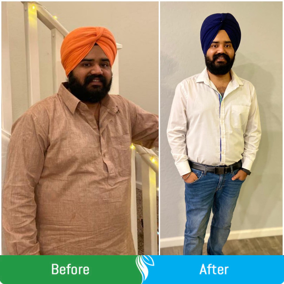 With our diet program patient was able to get off blood pressure medication. Cholesterol and liver enzymes are back to normal without medications.