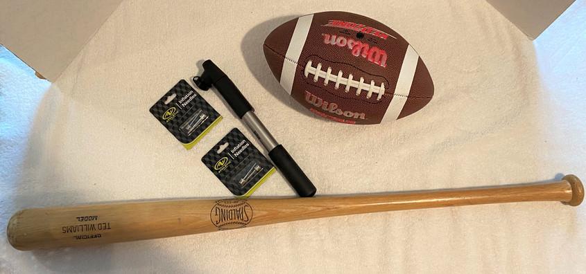 Lot Sports Equipment