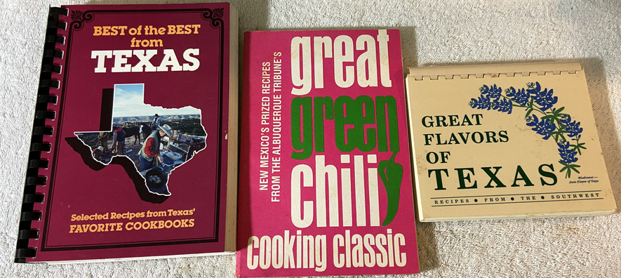Three Southern Cook Books