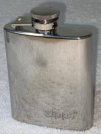 3 Ounce Zippo Flask