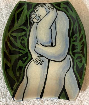 Signed 2002 Commonwheel Artist Plate