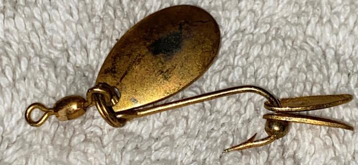 Vintage Single Hook Spinner Japan