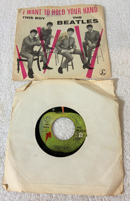 Two Beatles Records