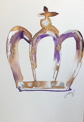 7 x 10 Crown- Queen