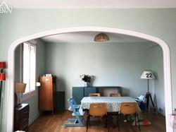 Rénovation complète d'un appartement à Rennes