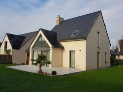 Aménagement extérieur : création de terrasse