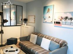 Rénovation d'un appartement à Rennes