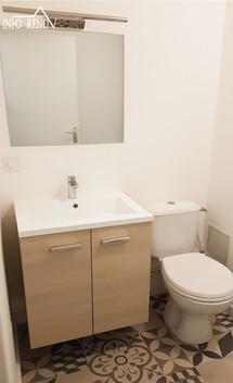 Rénovation salle de bain Rennes