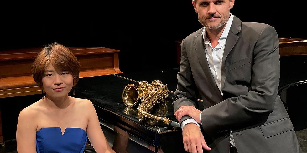 Duet: Alto Sax and Piano