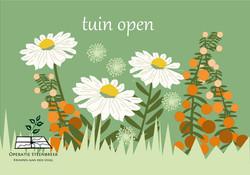9. De tuin van Saskia en Ton, IJsseldijk 174vlag open tuin-01