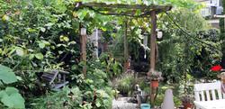 6.De tuin van Roland en Carla, Jan van Goyenstraat 28