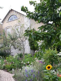 1. De tuin van Michel en Lisette, Gemaal Reinier Blok, Breekade 2