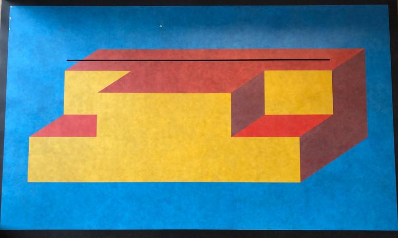 Sol Lewitt Mural #1