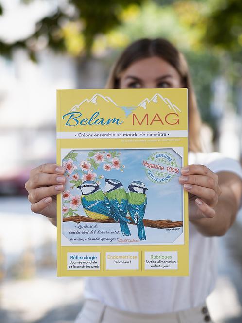 Belam MAG Numéro 1 Printemps 2020