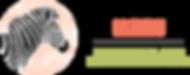 Logo deLa Tribu - Illustration de zèbre