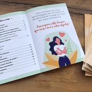 Création d'une brochure - Graphiste freelance pour particuliers