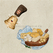 Illustrations pour l'AFTAIp par Claire Dujardin, illustratrice dessinatrice freelance en Haute-Savoie