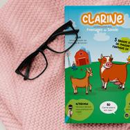 Illustrations pour le magazine Clarine par Claire Dujardin, graphiste en Auvergne Rhône Alpes