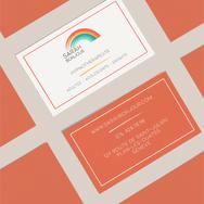 Graphiste freelance pour cartes de visite personnalisées