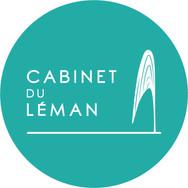 Déclinaison du logo du Cabinet du Léman par Claire Dujardin, illustratrice et graphiste indépendante