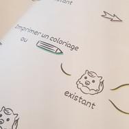 Illustrations pour livret pour enfants - Illustrateur freelance