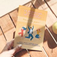 Illustration d'une brochure imprimée - Graphiste spécialisé print à Annecy