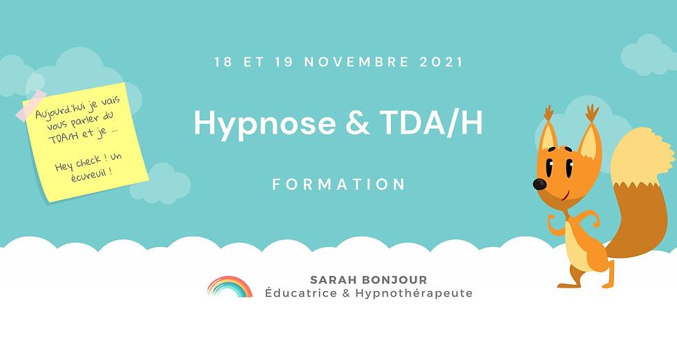 Formation Hypnose & TDA/H