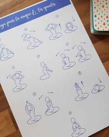 Fiche de Yoga