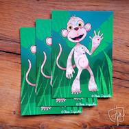 Illustration colorée pour les enfants - Graphiste supports de communication imprimés