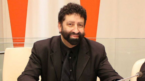 Jonathan Cahn - The Only Way to Save America From Hell