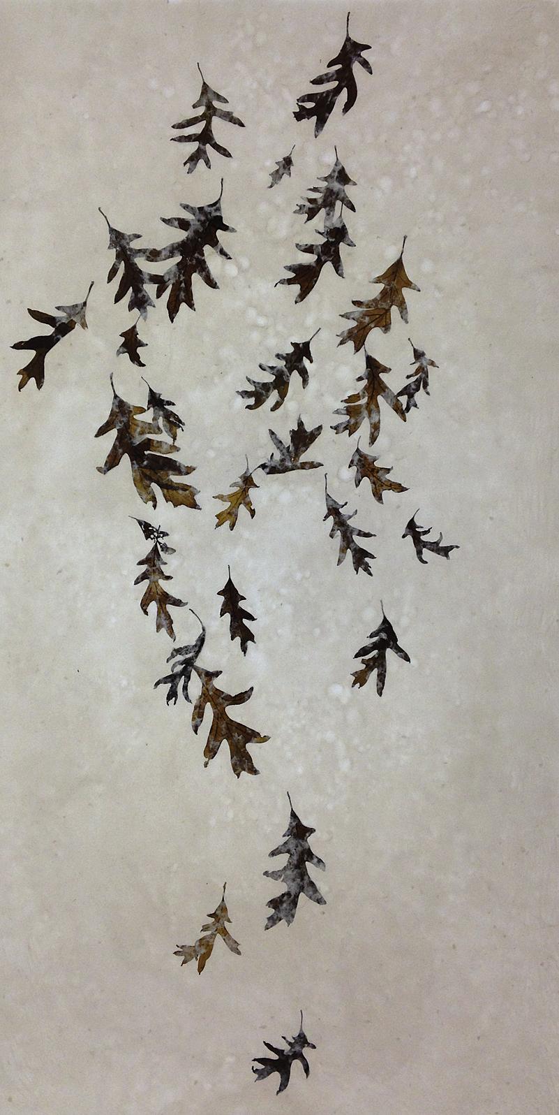 Autumn moment 2 - Leaf Relic Series