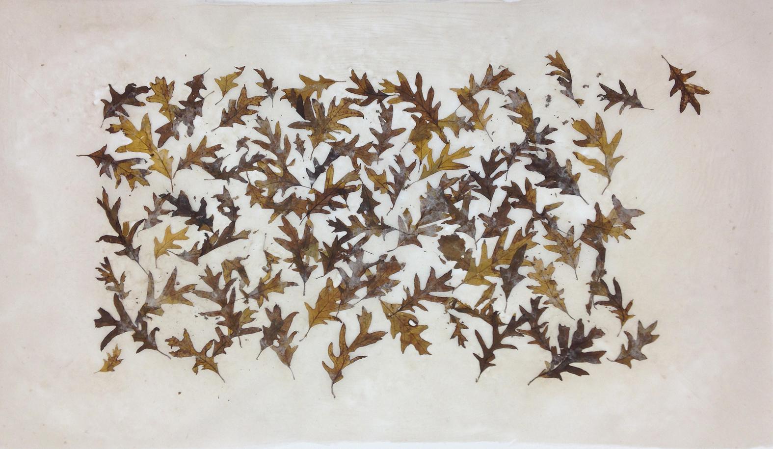 Autumn Maelstrom - Leaf Relic Series