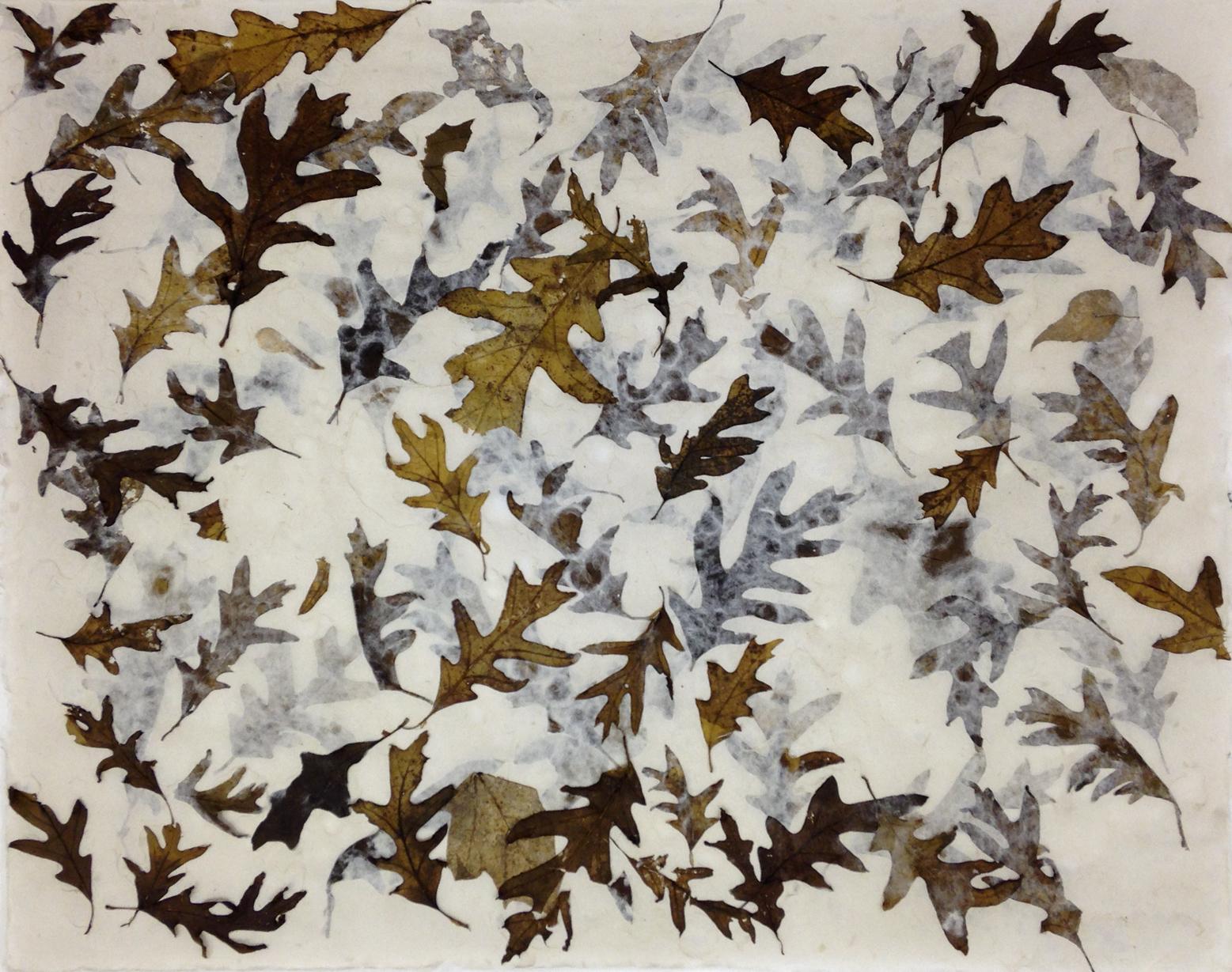 Autumn Maelstrom-2 Leaf Relic Series